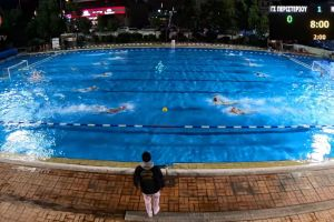 Ά φάση Πανελληνίου Πρωταθλήματος Νέων ανδρών 2020 Γ Όμιλος Αττικής